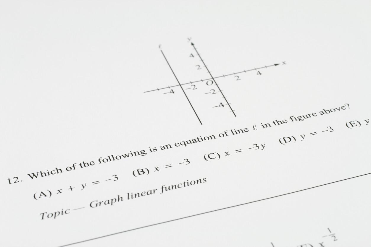 SAT Math Question
