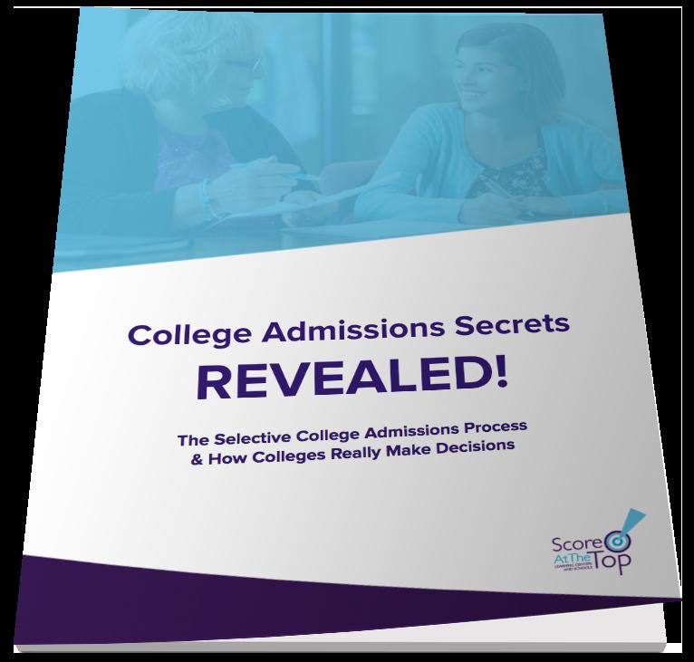 College Admissions Secrets Revealed!