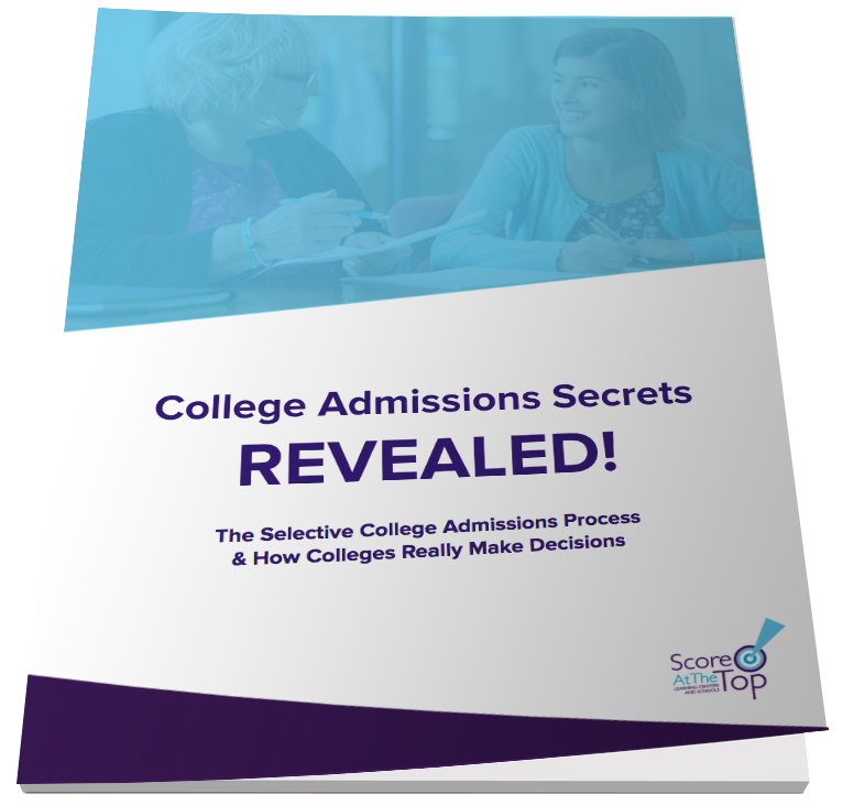 College Admission Secrets Revealed
