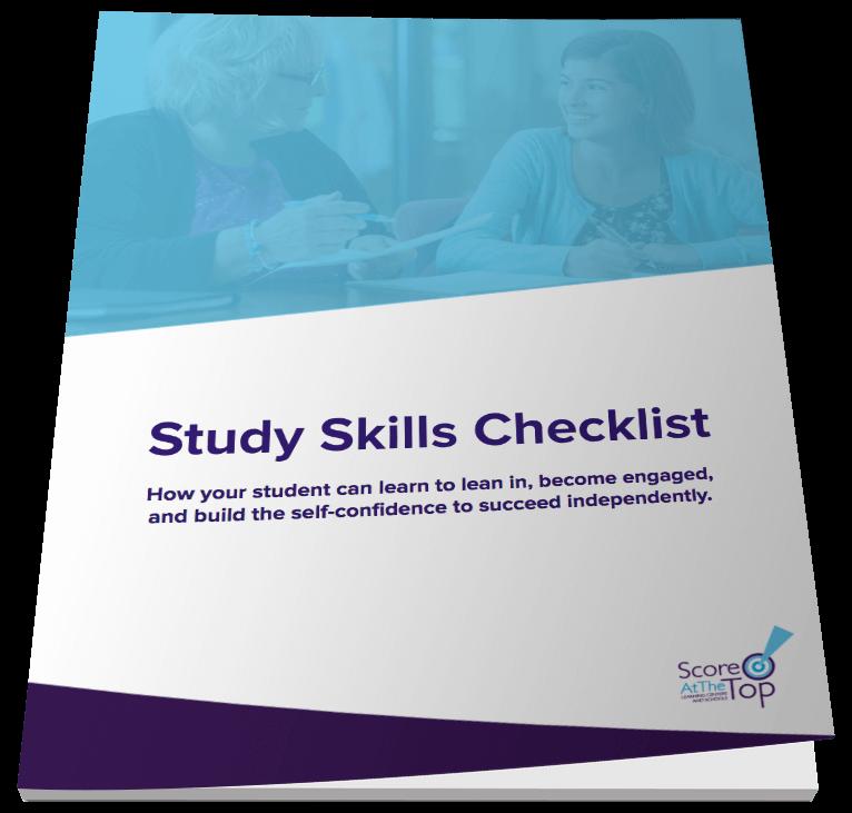 Study Skills Checklist