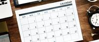 Plan your testing calendar for the SAT and ACT