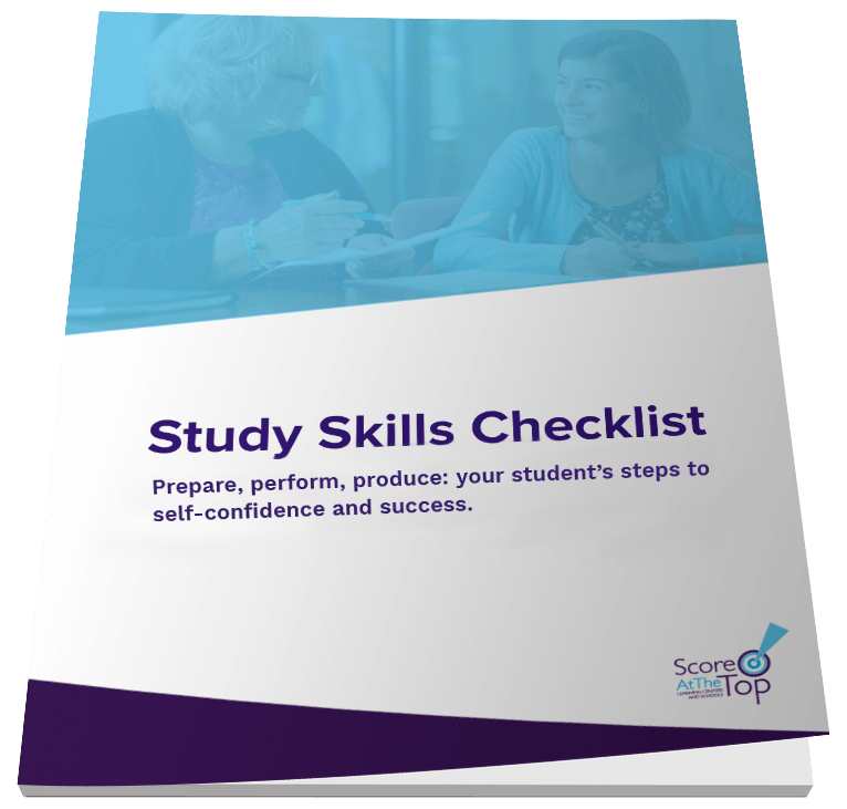 ebook-study-skills-checklist
