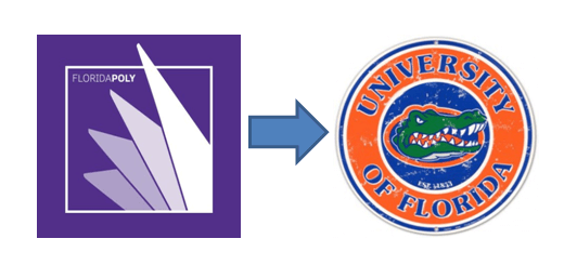FL Poly might merge with UF