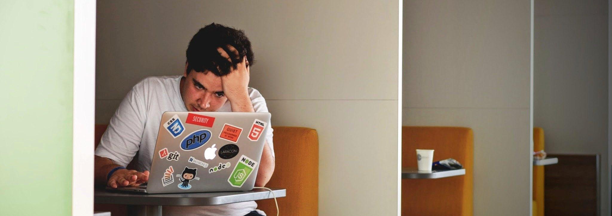 stressed student banner - tim-gouw-68319-unsplash