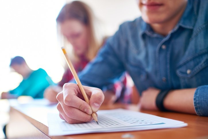 Read. Think. Write. A world of difference with truly professional test prep.
