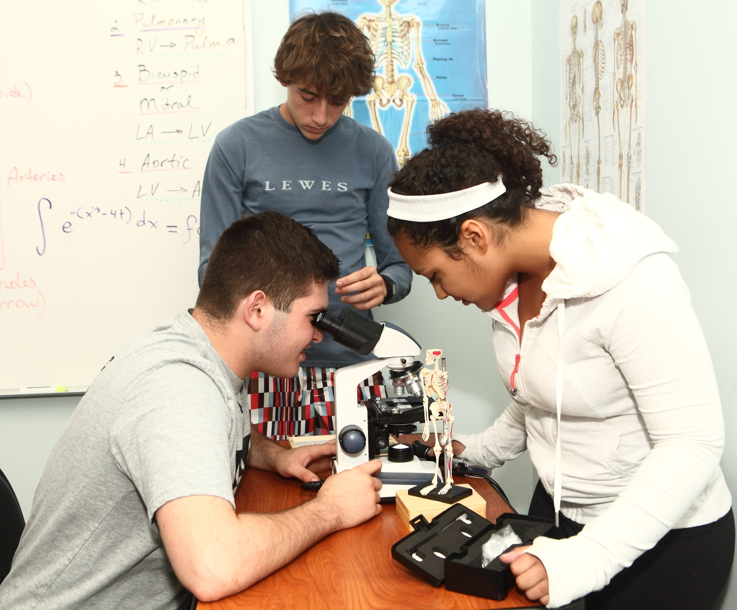 Science Tutors - Score At The Top