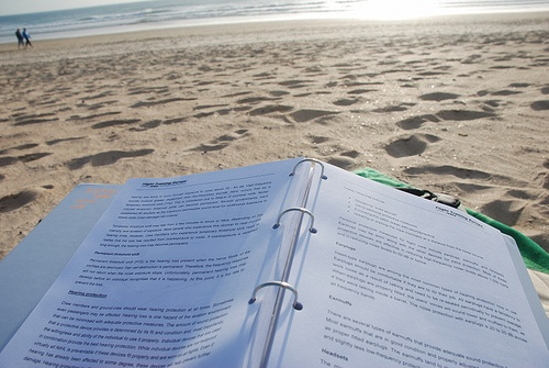 Beach Study - Score At The Top