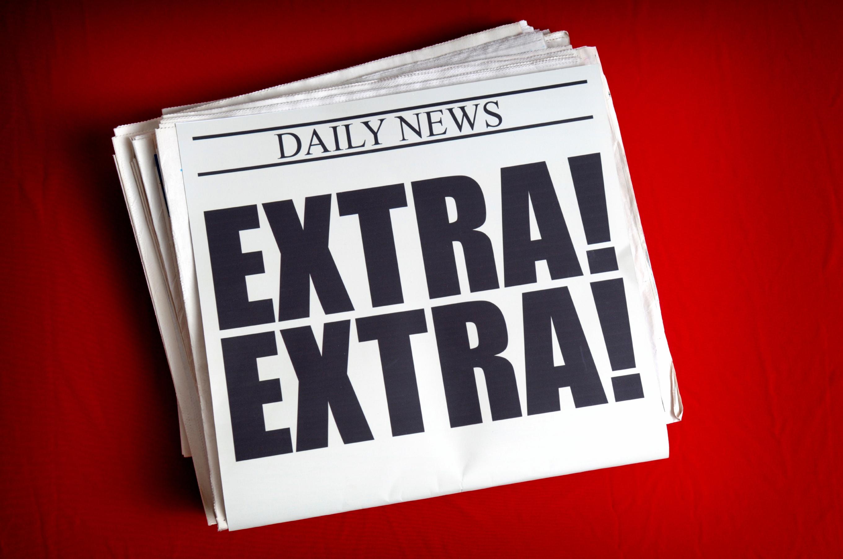 Extra News Paper