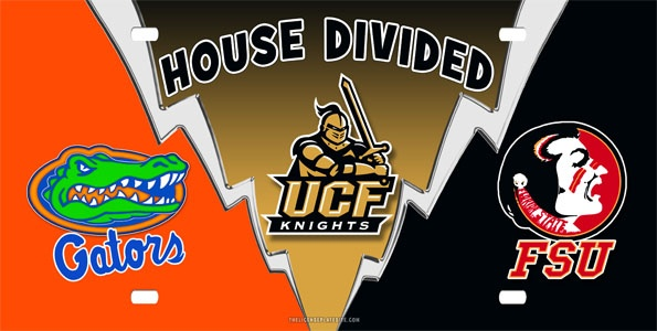 UF/UCF/FSU - House Divided - Score At The Top