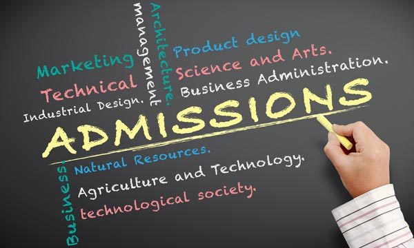 Admissions - Score At The Top