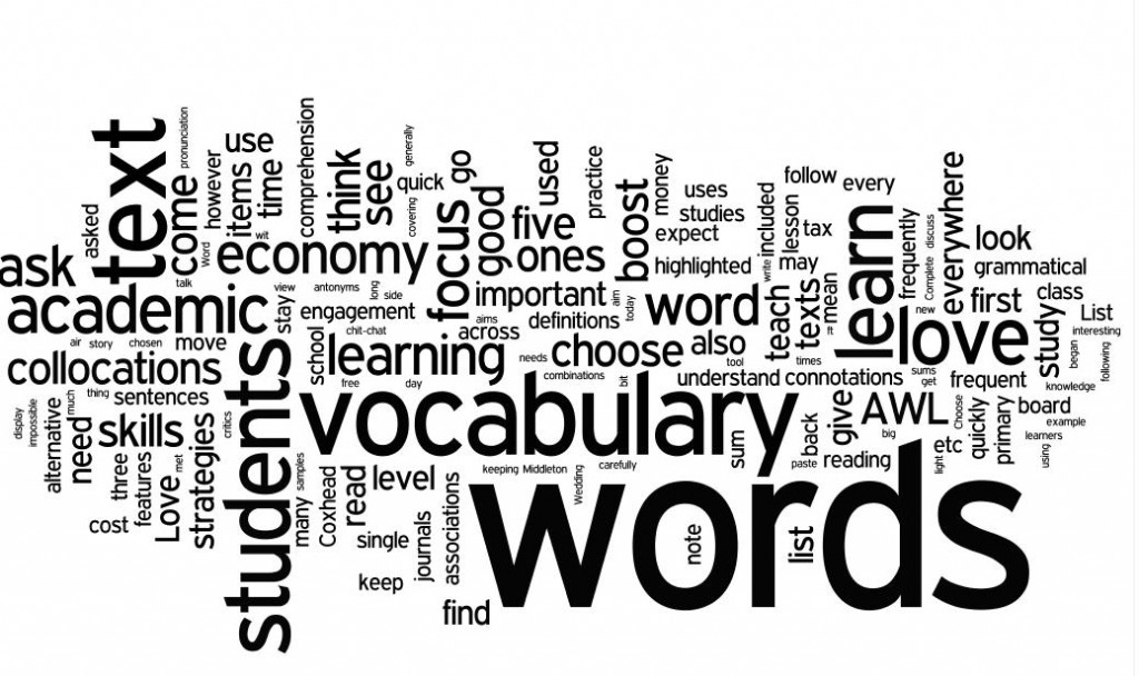Vocabulary - Score At The Top