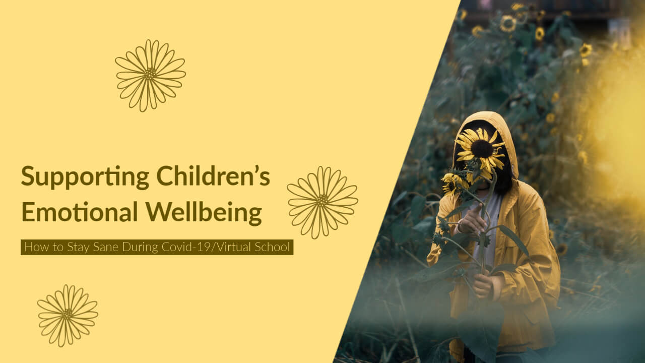 supporting children's wellbeing with Stephanie Nelson from Therapeutic Oasis