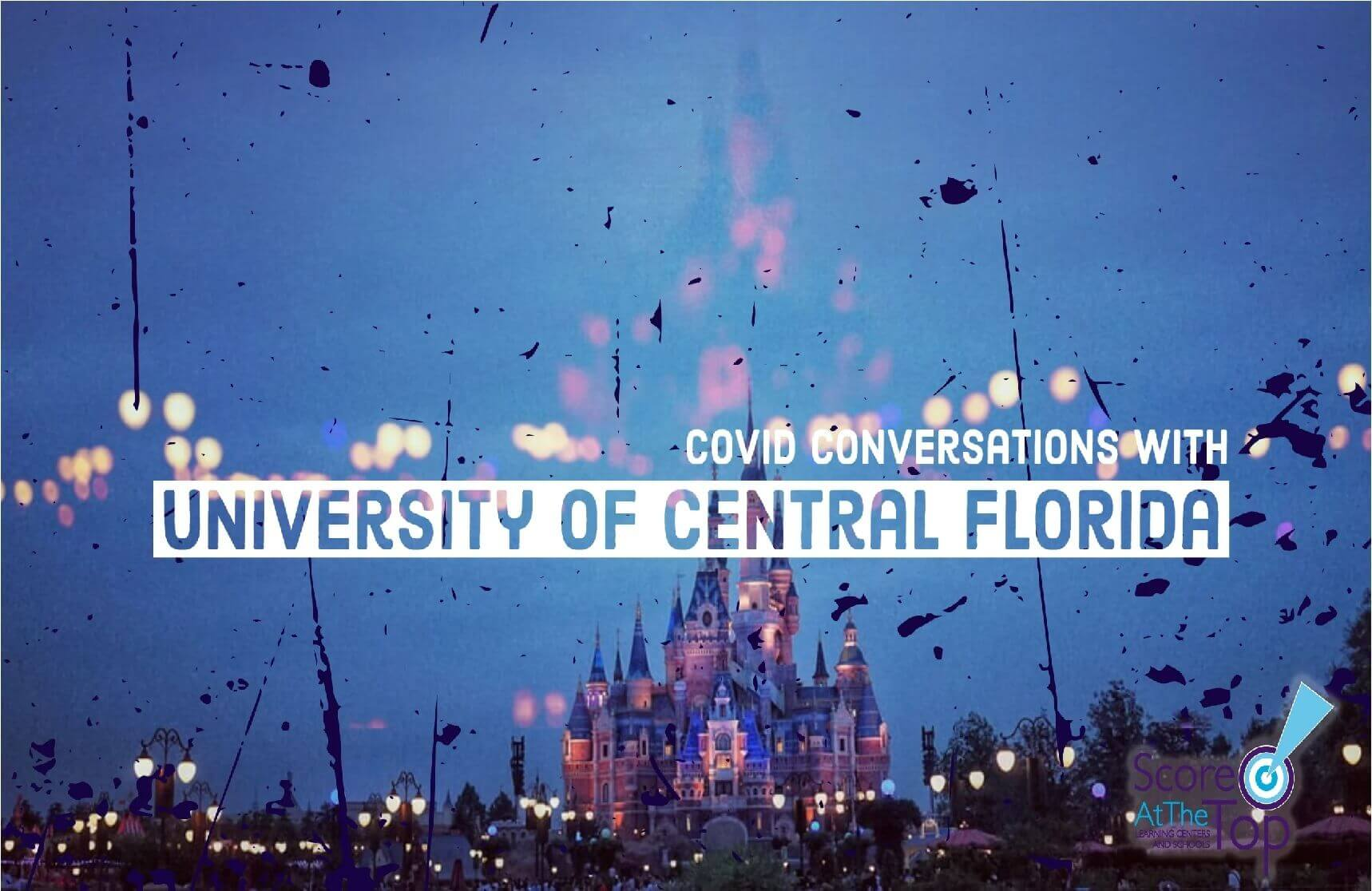 admissions info for UCF during covid-19